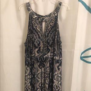 INC Stretchy Maxi Dress